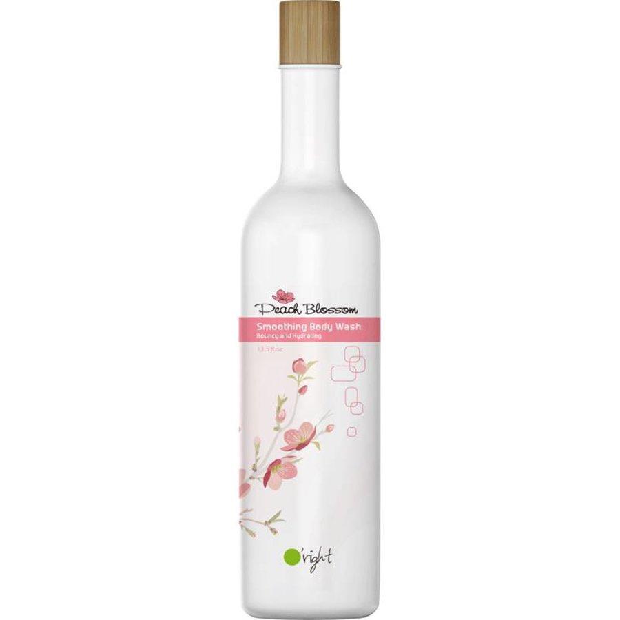 Peach Blossom Body Wash 400ml