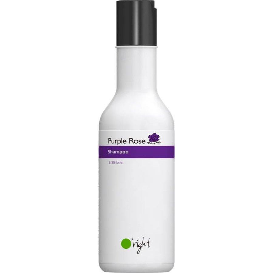 Purple Rose Shampoo 100ml