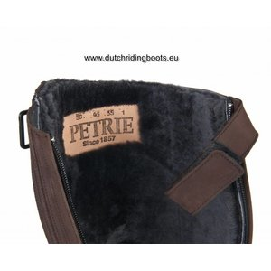 Petrie Boots O548-9.0 Petrie Freerider grain leather Winter UK 9.0 51-44 made to measure