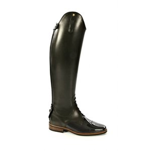 Petrie Jumping Boots (laced) 25% discount J496-7.0 Petrie Coventry black rind leather UK size 7.0 47-37 series 2 L