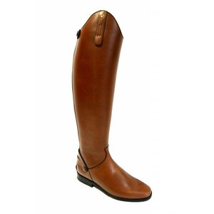 Petrie Zipper Boots (at the back) 25% discount Z433-6.0 Petrie Dublin brown rind leather UK 6.0 48-36 series 9 XHE