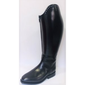 Petrie Dressage Boots 25% Discount D399-5.5 Petrie Anky Elegance dressage in black calf leather UK size 5.5 43-45 custom