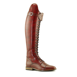 Petrie Boots Petrie Florence CYB multi functional laced ridingboot with a zipper
