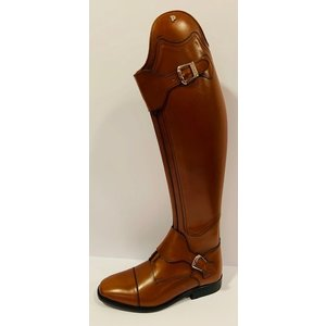 Petrie Polo Boots 25% discount P676-5.5 Petrie Polo Rome cognac calf leather in UK 5.5 47-35 XHE