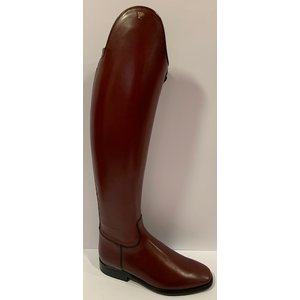Petrie Dressage Boots 25% Discount D805-4.5 Petrie Sublime Dressage in burgundy calf leather size UK 4.5 47-33 custom made