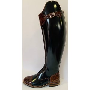 Petrie Polo Boots 25% discount P814-4.5 Petrie Superior zwart UK size  4.5 47 - 39.5 custom