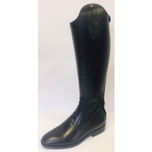 Petrie Jumping Boots (laced) 25% discount J624-6.0 Petrie Coventry black rind leather UK size 6.0 48-36 XHE