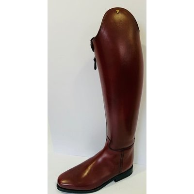 Petrie Dressage Boots 25% Discount D740-6.5 Petrie Anky Elegance in Burgundy calf leather UK size 6.5 47-38 XLW