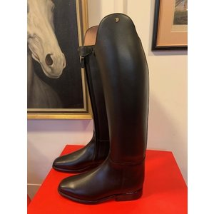 Petrie Dressage Boots 25% Discount D001-8.5 Petrie Allure dressage with ankle support  UK 8.5 48-38 L2
