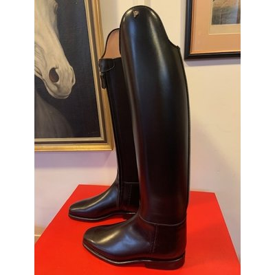 Petrie Boots D010-6.5 Petrie Olympic Dressage brown UK size 6.5 47-35.5