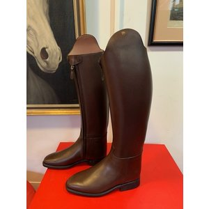 Petrie Boots D018-4.5 Petrie Olympic Dressage brown UK size  4.5 43-36 series 1 N