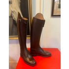 Petrie Polo Boots 25% discount P014-9.0 Petrie Athene Polo brown calf leather UK size 9.0 52-35-35