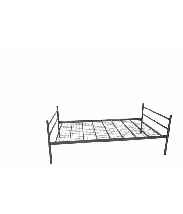 Eenpersoonsbed staal