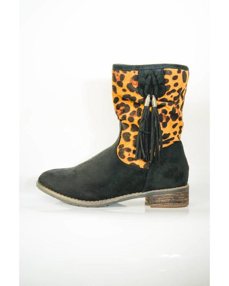Black Panter Boots