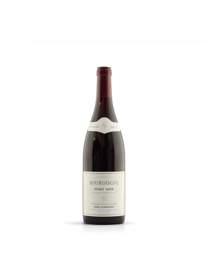 Rémi Jeanniard Bourgogne Pinot Noir 2011