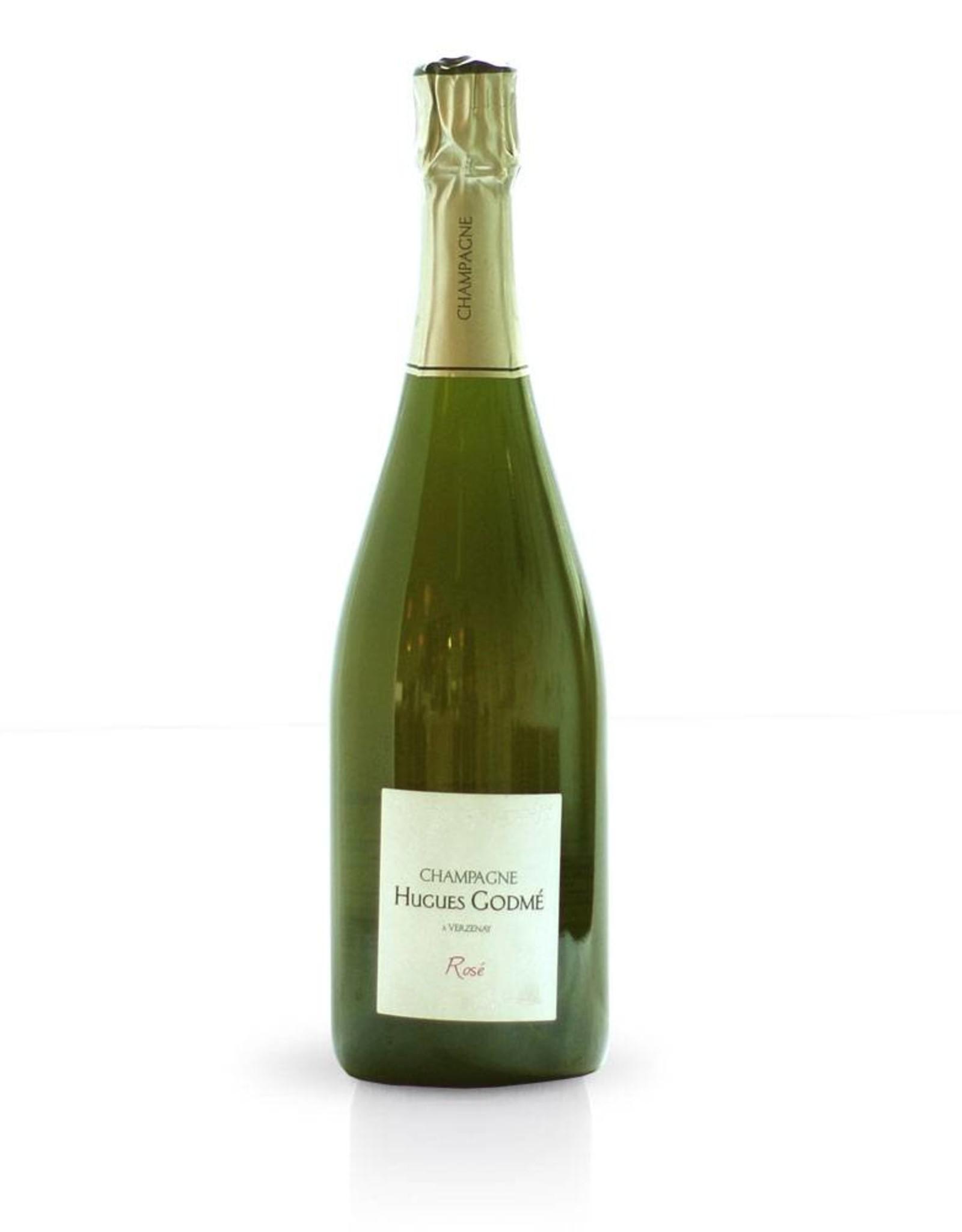 Hugues Godmé Champagne Brut Rosé