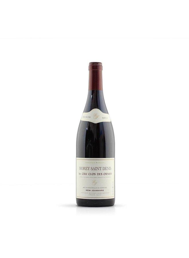 Rémi Jeanniard Bourgogne Morey St Denis 1er Cru Clos des Ormes 2011