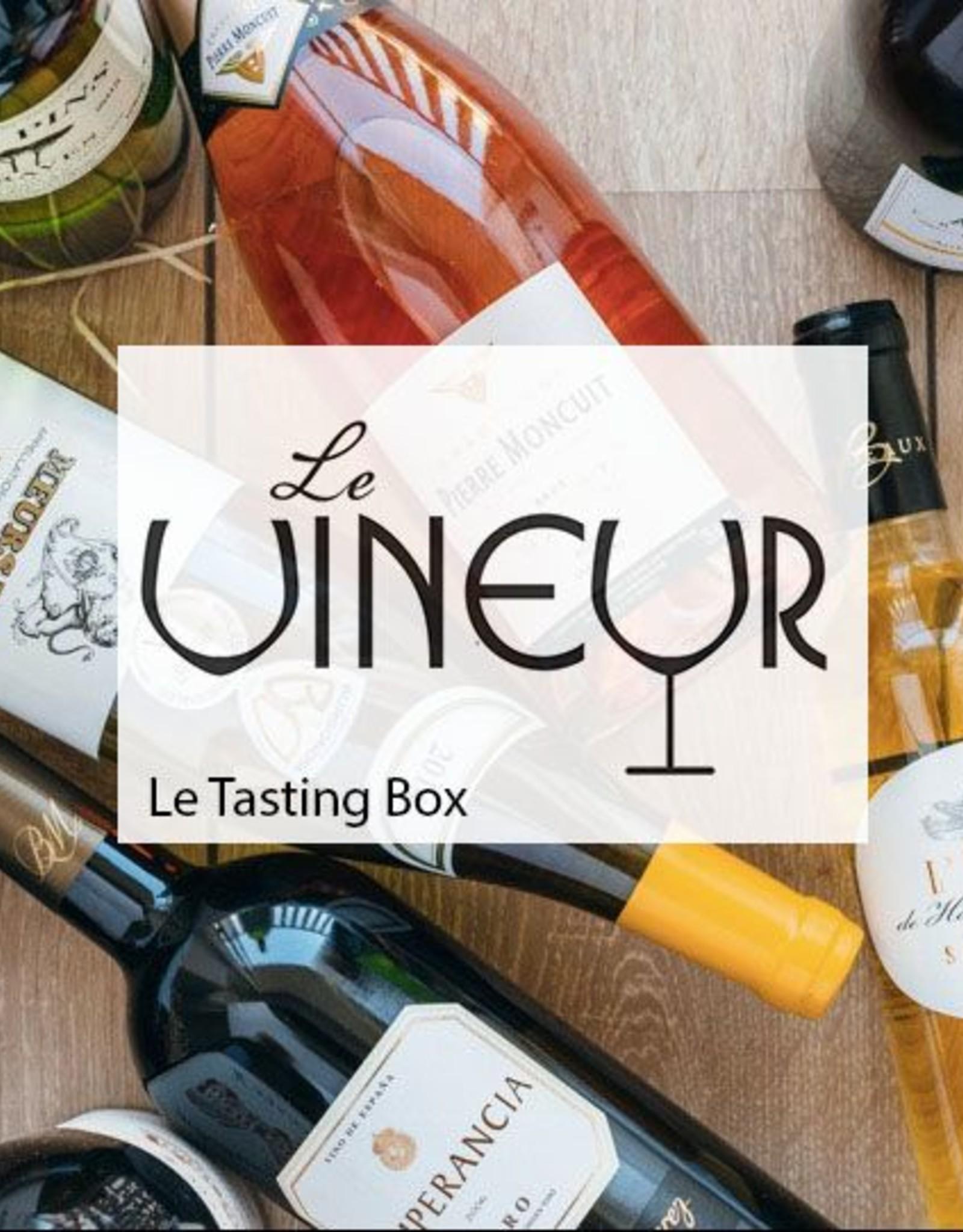 Le Tasting Box