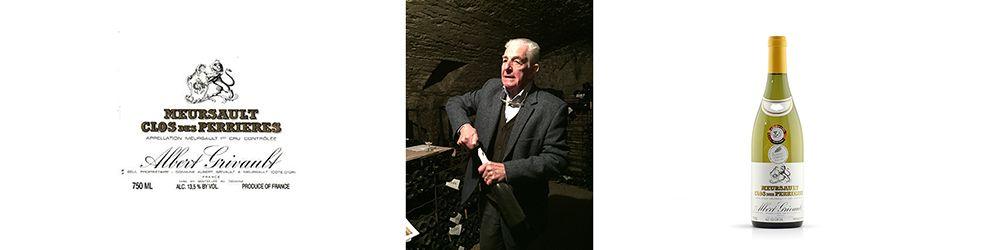 The fenomenale witte wijnen van Albert Grivault