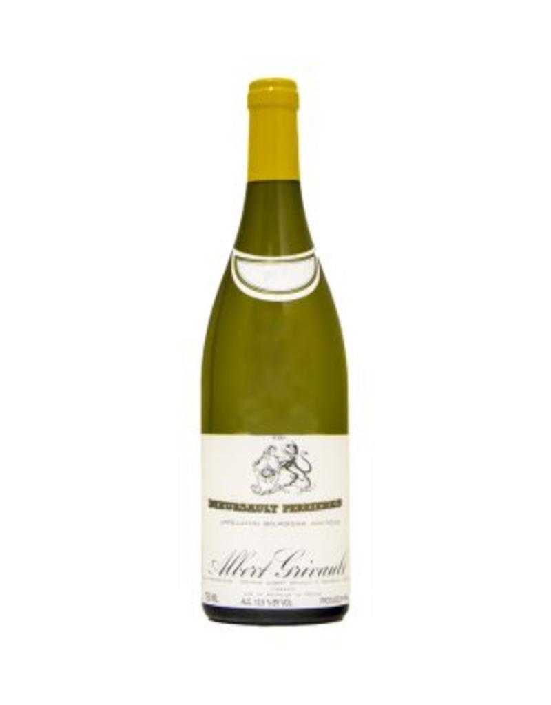 Albert Grivault Meursault Premier Cru Perrières 2013 - half bottle