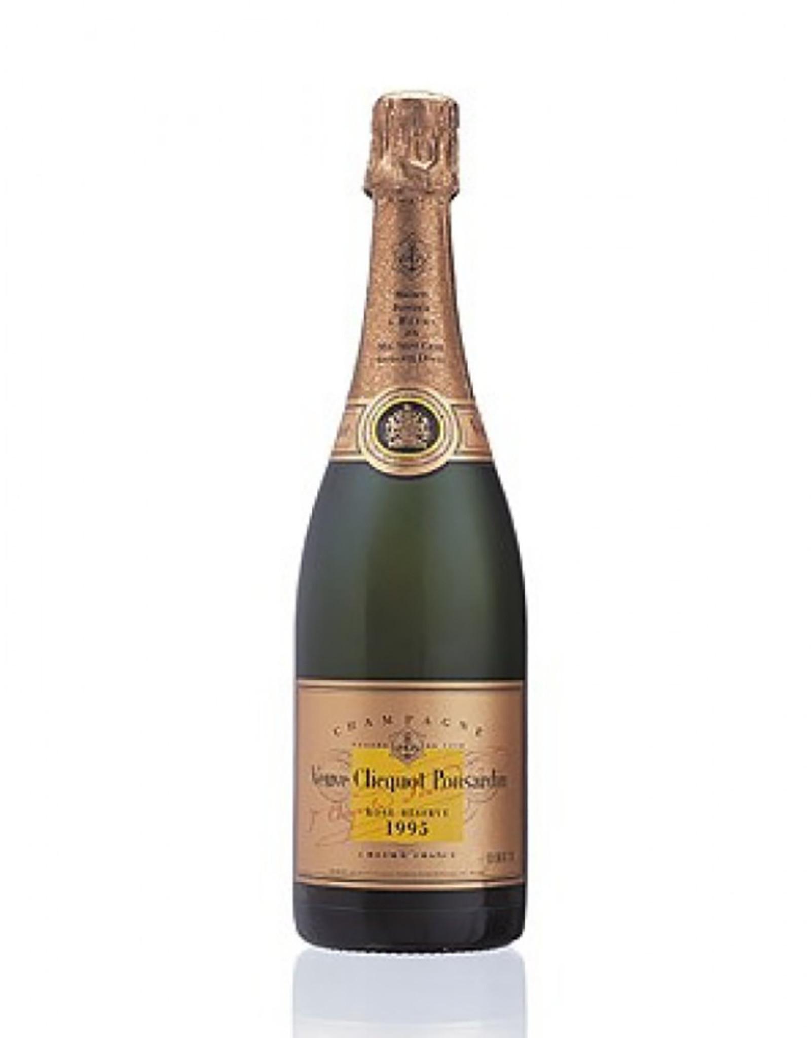 Veuve Clicquot Ponsardin Rosé Reserve 1998
