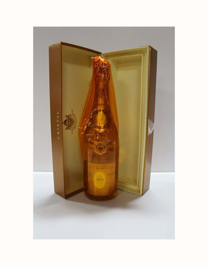 Roederer Champagne  Cristal 1999 in giftbox
