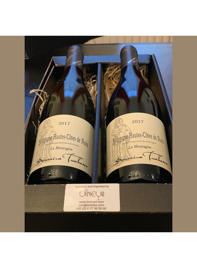 Gift set met 2 flessen van dezelfde wijnmaker