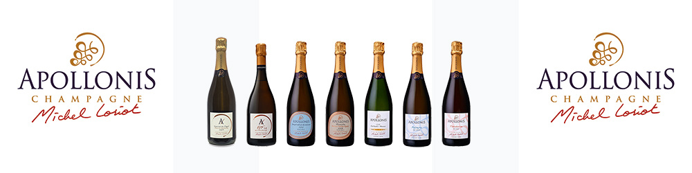 Discover the champagnes of Apollonis - Michel Loriot