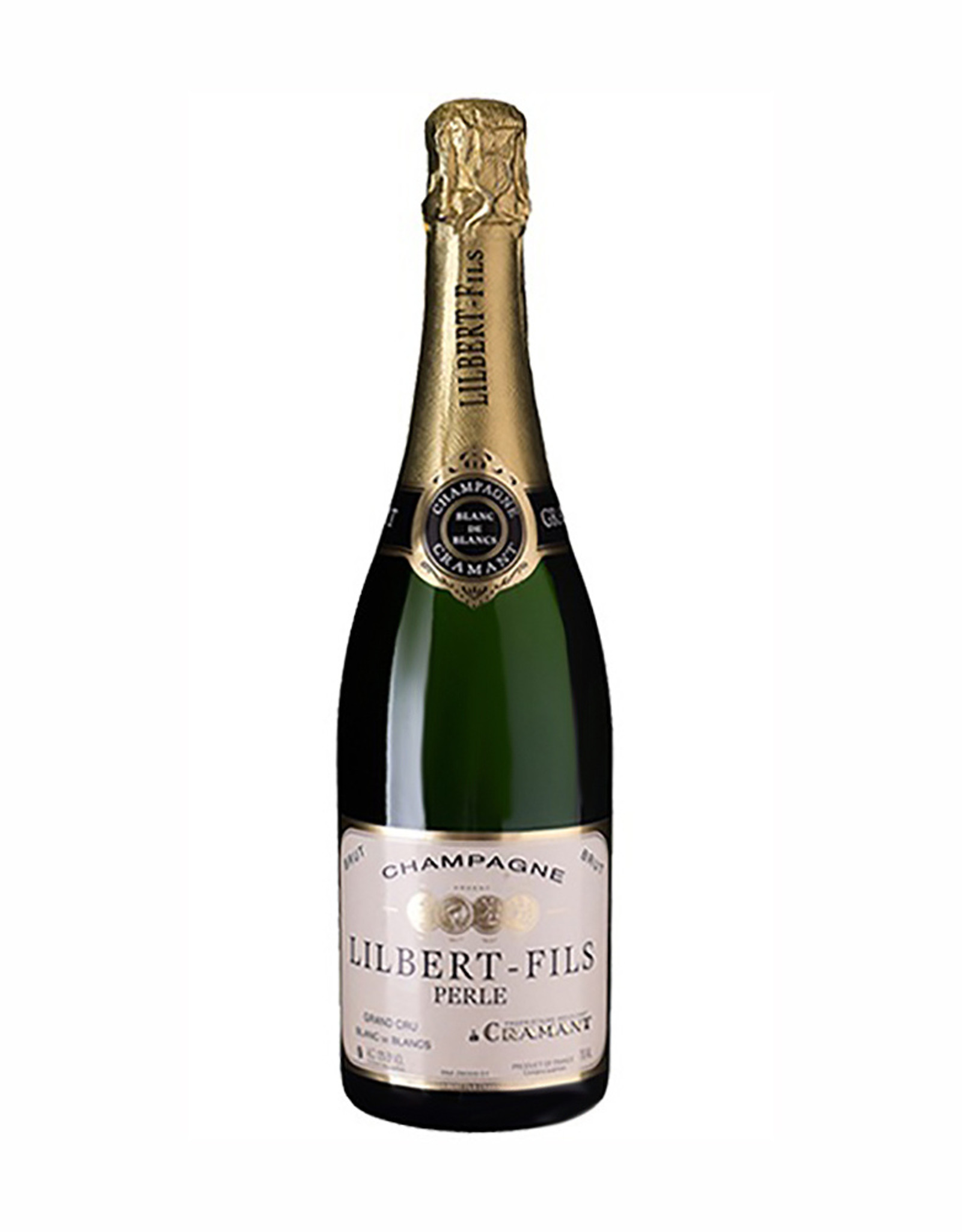Lilbert Fils Champagne Grand Cru Blanc de Blancs 'Perle'