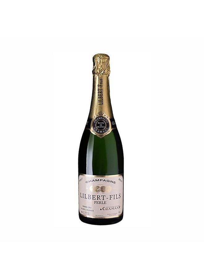 Champagne Grand Cru Blanc de Blancs 'Perle'