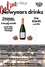 New Year Drinks 2021