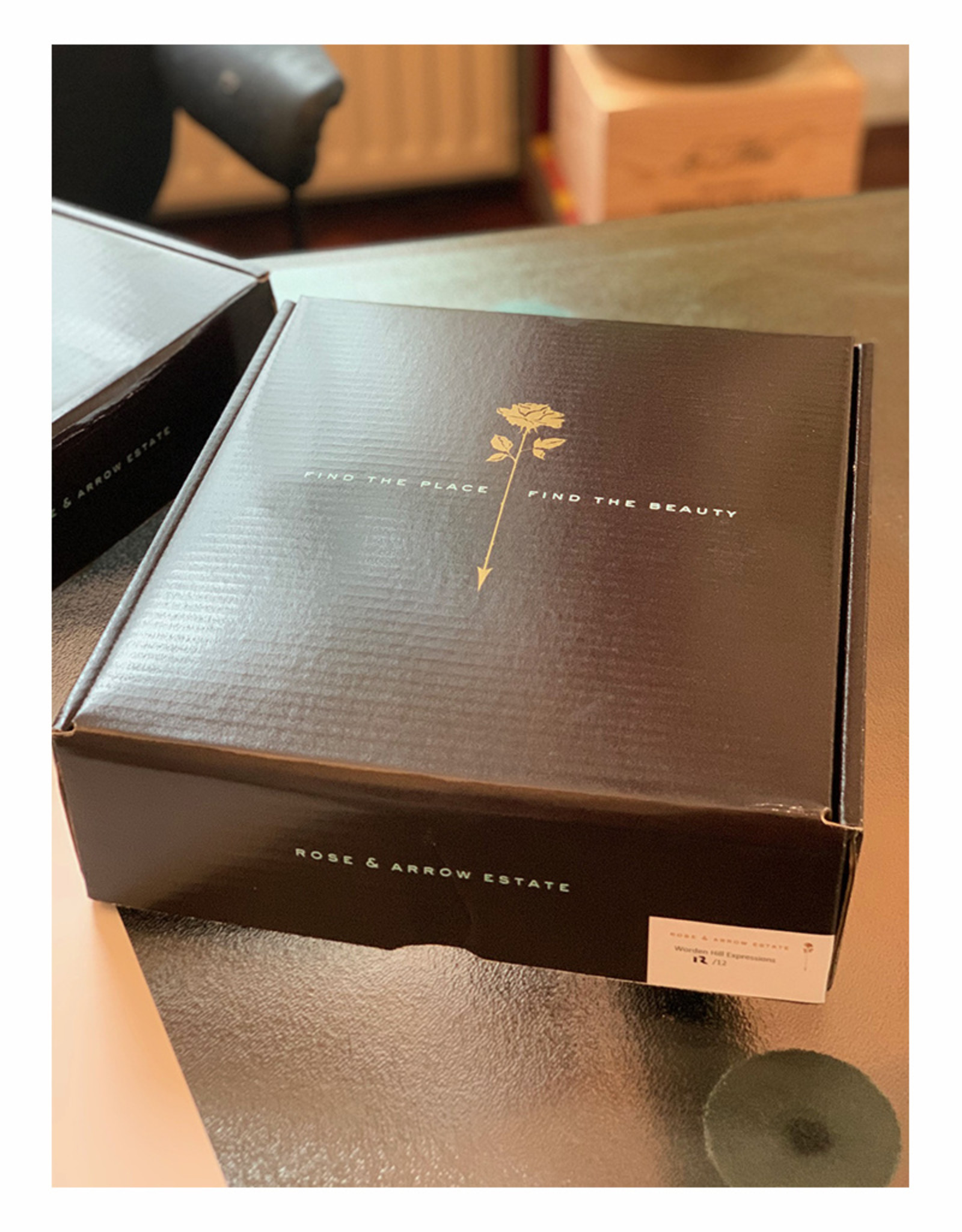 Rose and Arrow Estate - Worden Hill Limited Edition Collectors box