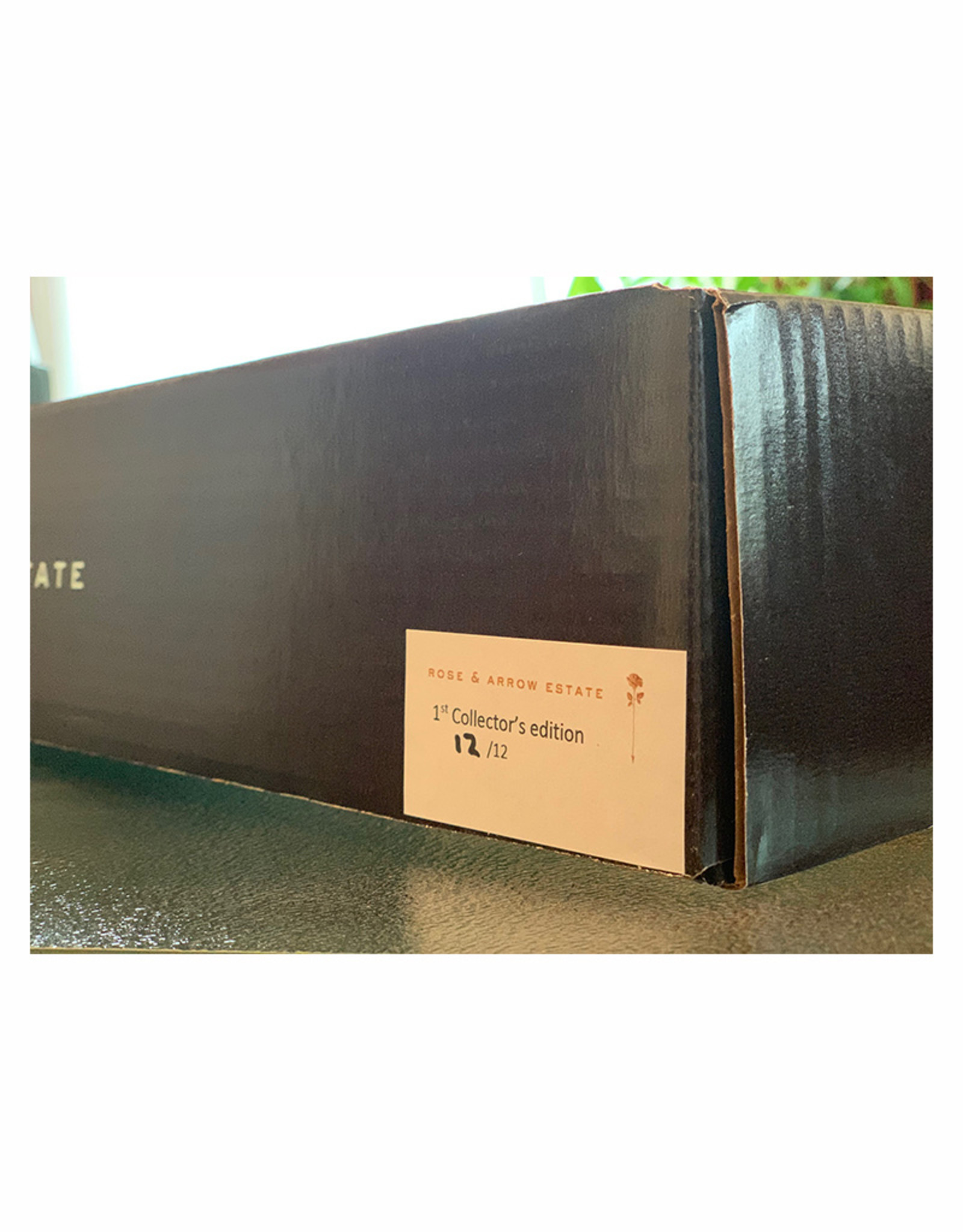 Rose and Arrow Estate - 1st  Edition Limited Collector's box