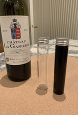 Wine tubes (to use for online winetastings)