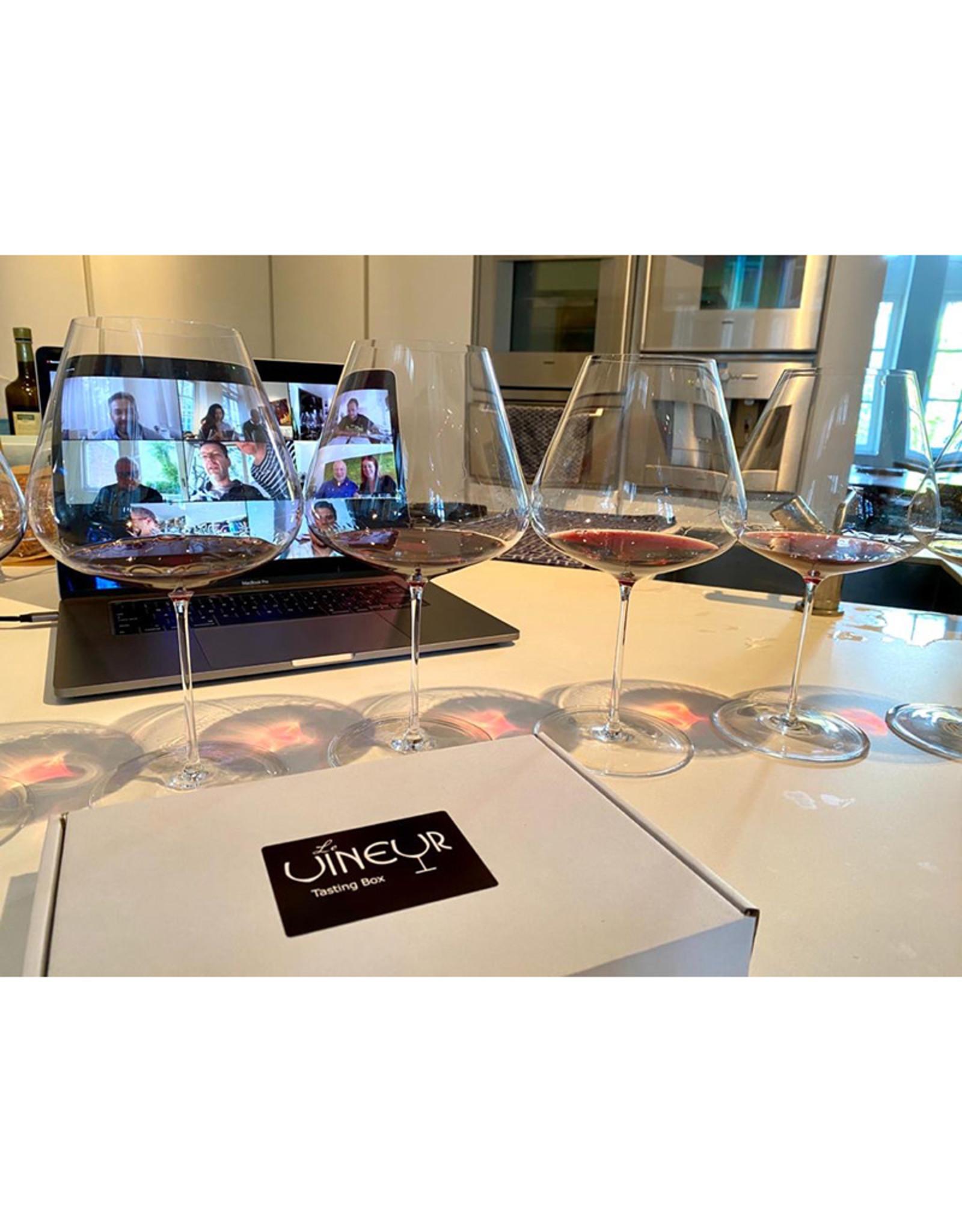 Online Winetasting for Samsung