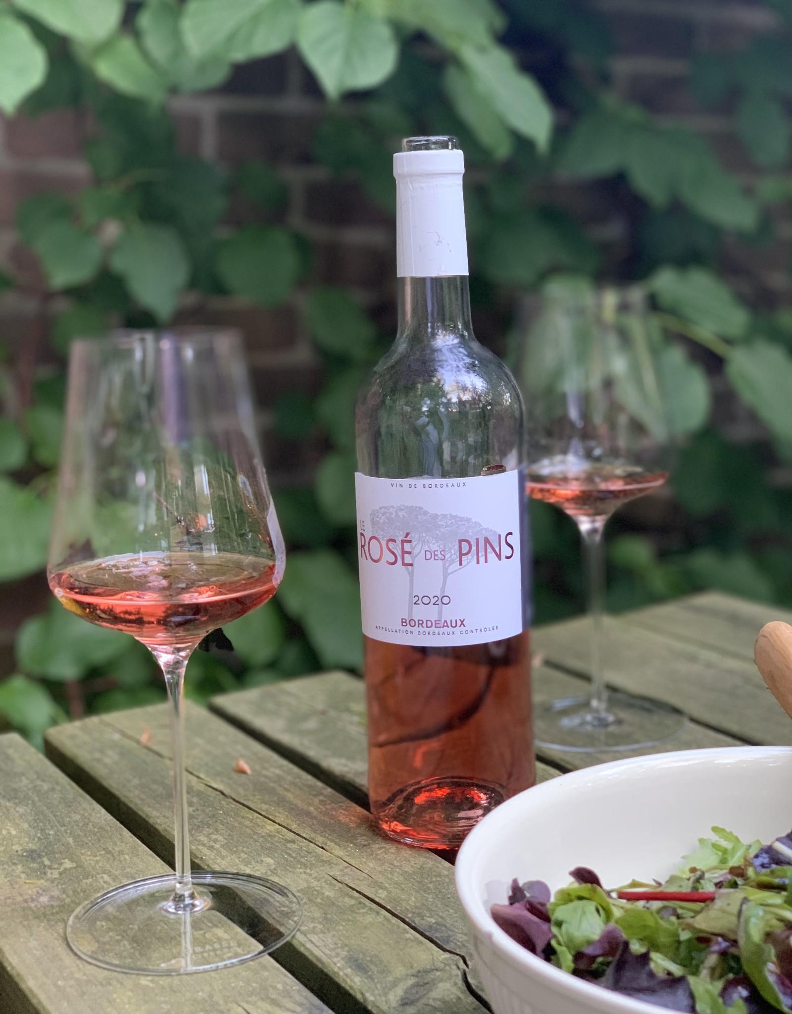 Rosé des Pins  - Bordeaux Rosé 2020