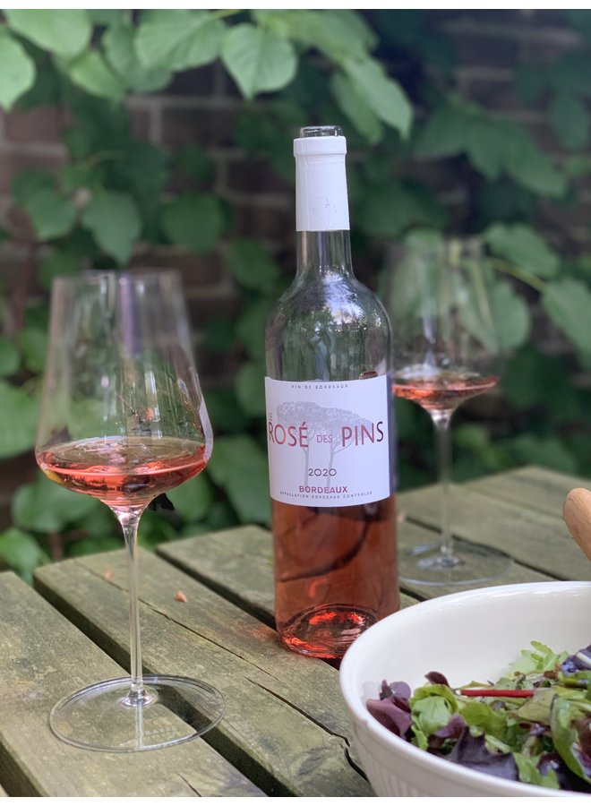 Rosé des Pins Bordeaux Rosé 2020