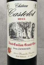 J. Janoueix Le Castelot Saint Emilion Grand Cru 2015