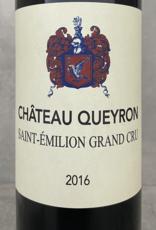 J. Janoueix Chateau Queyron Saint Emilion Grand Cru 2016