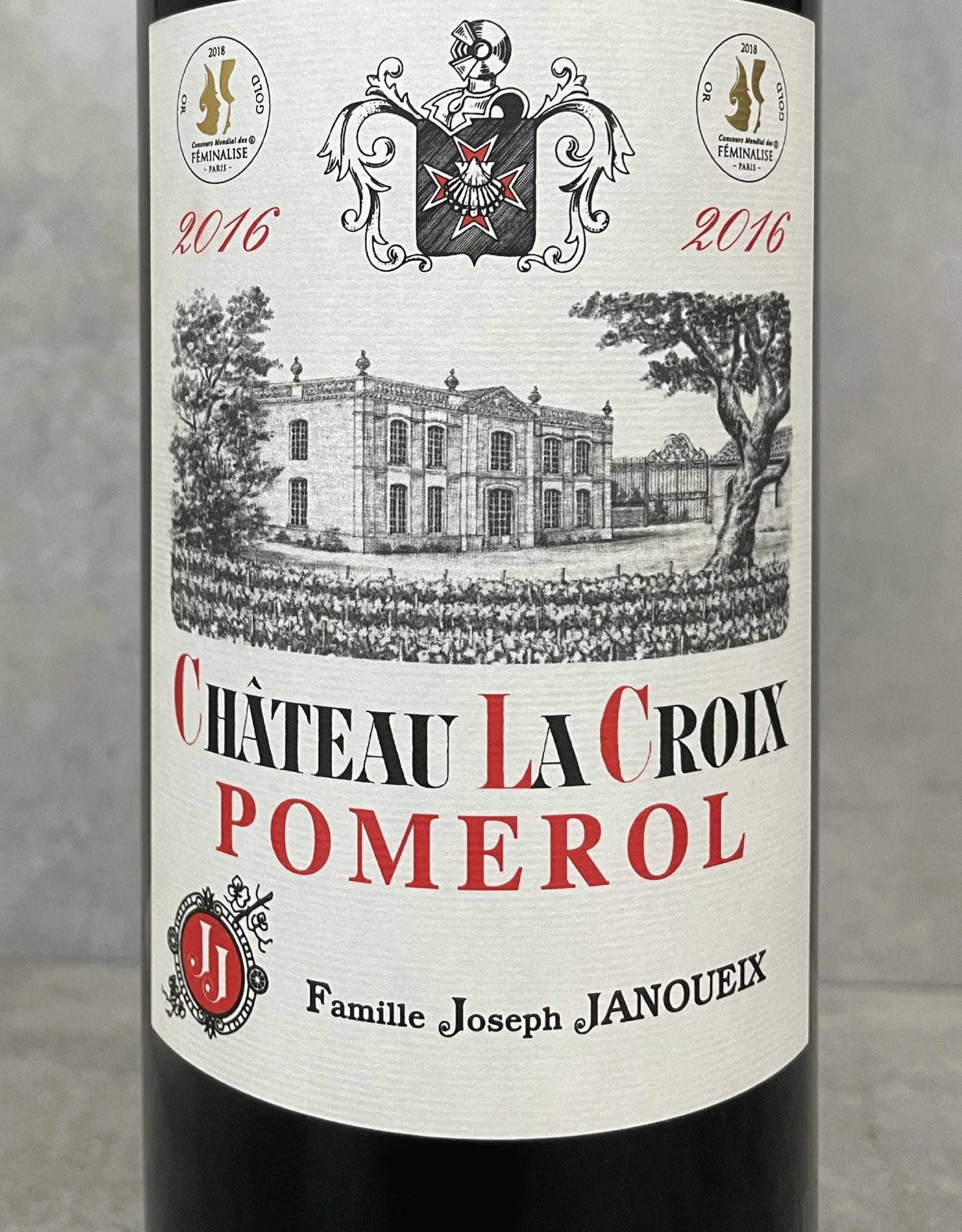 J. Janoueix La Croix Pomerol 2009