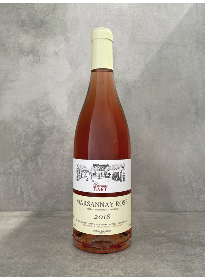 Marsannay Rosé 2018