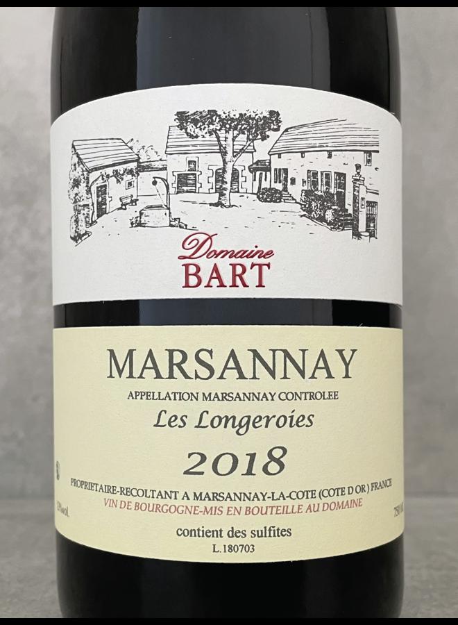 Marsannay Les Longeroies 2018