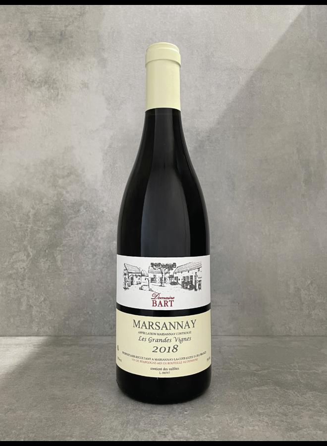 Marsannay Les Grandes Vignes 2017
