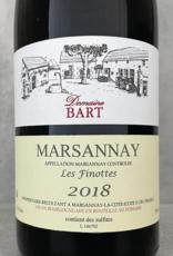 Domaine Bart Marsannay Les Finottes 2014