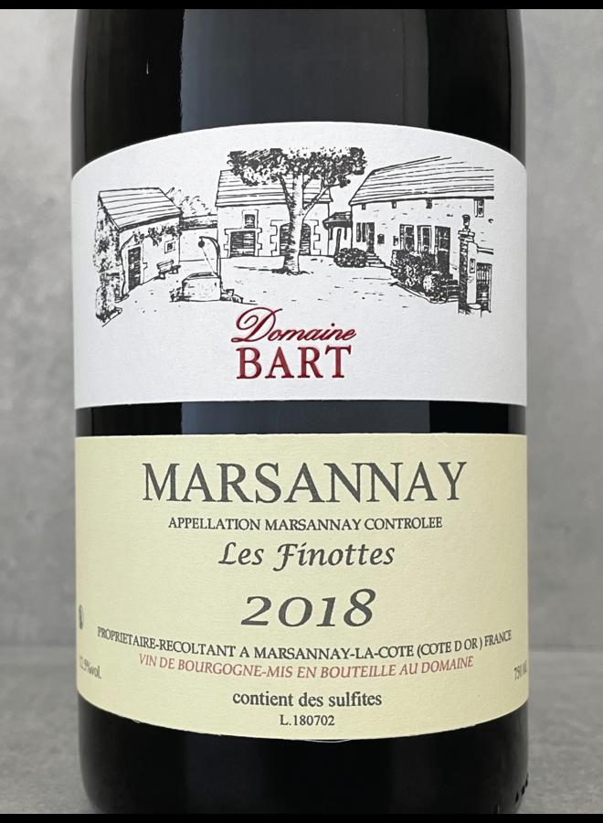 Marsannay Les Finottes 2018