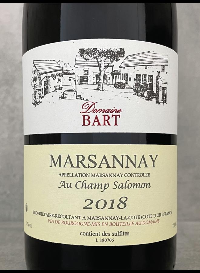 Marsannay Au Champs Salomon 2018