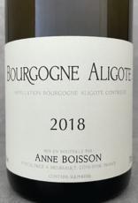 Anne Boisson Bourgogne Aligoté 2017