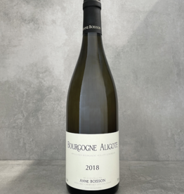 Anne Boisson Bourgogne Aligoté 2015