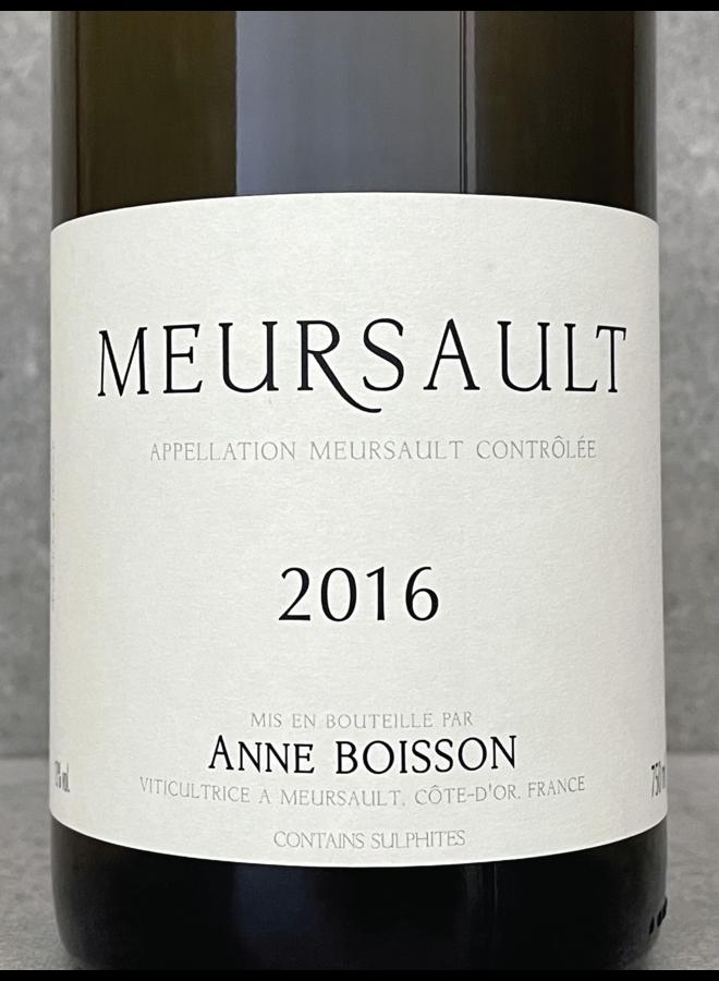 Meursault 2017