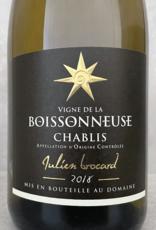 Julien Brocard La Boissonneuse Chablis 2018